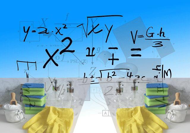 formula matematica del pulito