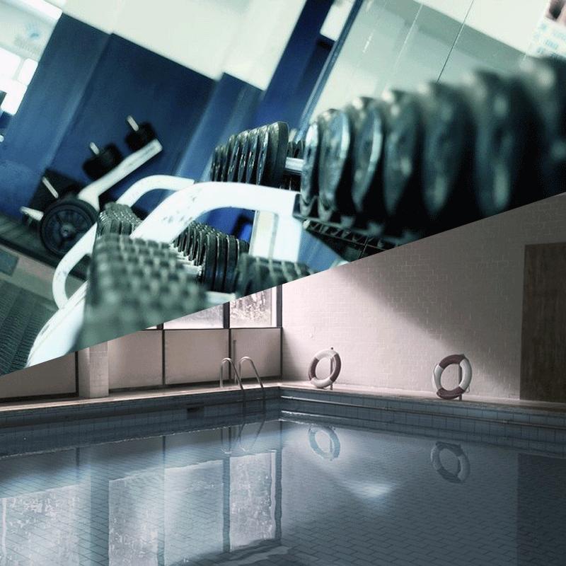 disinfettare palestre e piscine